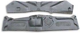 1956 Cadillac Firewall Insulator Panel With Cowl Cover REPRODUCTION Free Shipping In The USA