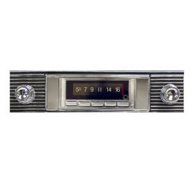 1954 1955 Cadillac Classic Style Radio With Digital Display And Bluetooth NEW Free Shipping In The USA