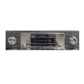 1954 1955 Cadillac Classic Style Radio With Digital Display NEW Free Shipping In The USA