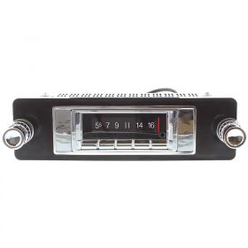 1956 Cadillac Classic Style Radio With Digital Display And Bluetooth NEW Free Shipping In The USA