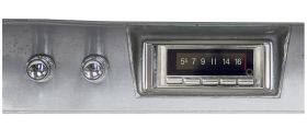 1961 1962 Cadillac Classic Style Radio With Digital Display And Bluetooth NEW Free Shipping In The USA