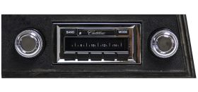 1969 1970 Cadillac Classic Style Radio With Digital Display NEW Free Shipping In The USA