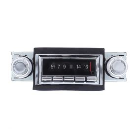 1974 1975 1976 1977 1978 1979 Cadillac Classic Style Radio With Digital Display And Bluetooth NEW Free Shipping In The USA
