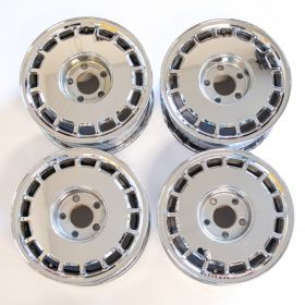 1991 1992 1993? Cadillac (See Details) Wheel Rim Set (4 Pieces) USED