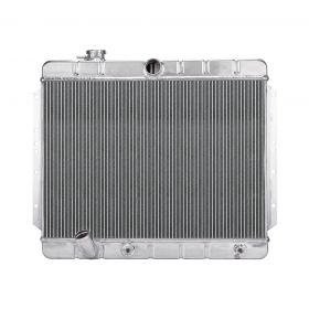 1959 1960 Cadillac WITHOUT Air Conditioning (A/C) Aluminum Radiator REPRODUCTION