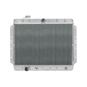 1959 1960 Cadillac WITH Air Conditioning (A/C) Aluminum Radiator REPRODUCTION