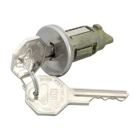 1966 1967 Cadillac Ignition Lock Cylinder And Two Keys REPRODUCTION Free Shipping In The USA