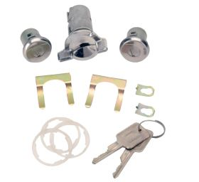 1982 1983 1984 1985 Cadillac Eldorado And Seville Ignition and Door Lock Set (12 Pieces) REPRODUCTION Free Shipping In The USA