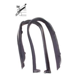 1959 1960 Cadillac Convertible (See Details) Pillar Post Rubber Weatherstrips 1 Pair REPRODUCTION Free Shipping In The USA