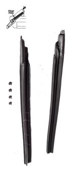 1961 1962 Cadillac Convertible Hinge Pillar Rubber Weatherstrips 1 Pair REPRODUCTION Free Shipping In The USA