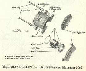 1968-cadillac-exc-eldorado-1969-disc-brake-caliper-exploded-view