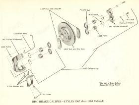 1967-1968-cadillac-eldorado-disc-brake-caliper-exploded-view