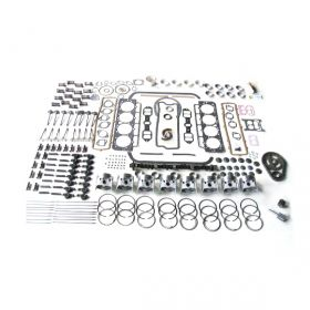 1949 (Early Models) Cadillac Engine Deluxe Rebuild Kit (With Spring Loaded Camshaft) REPRODUCTION Free Shipping In The USA