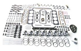 1949 (Late Models) Cadillac Engine Deluxe Rebuild Kit (Without Spring Loaded Camshaft) REPRODUCTION Free Shipping In The USA