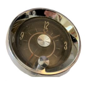 1963 1964 Cadillac Clock USED Free Shipping In The USA