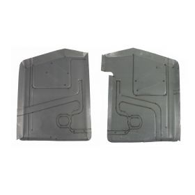 1965 1966 1967 1968 Cadillac Front Floor Pans 1 Pair REPRODUCTION