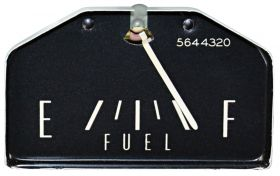 1963 1964 1965 Cadillac (See Details) Horizontal Sweep Fuel Gauge REPRODUCTION Free Shipping In The USA