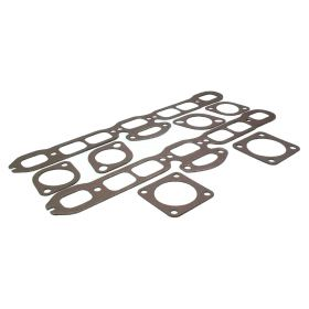 1937 1938 1939 1940 1941 1942 1946 1947 1948 Cadillac Intake and Exhaust Manifold Gasket Set (8 Pieces) REPRODUCTION Free Shipping In The USA