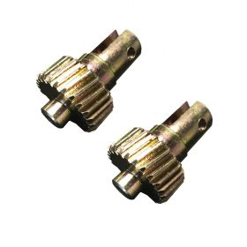 1959 1960 1961 1962 1963 1964 Cadillac Vent Window Motor Gear 1 Pair REPRODUCTION Free Shipping In The USA