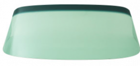 1956 Cadillac Sedan Deville Green Tinted Glass Windshield REPRODUCTION