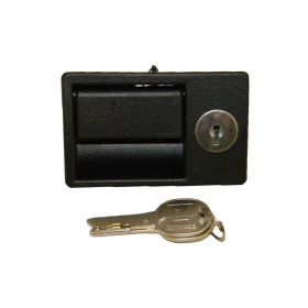 1987 1988 1989 1990 1991 1992 Cadillac DeVille and Fleetwood (See Details) Black Glove Box Lock With Keys REPRODUCTION Free Shipping In The USA