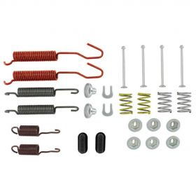 1961 1962 1963 1964 1965 1966 1967 1968 Cadillac (See Details) Rear Drum Brake Hardware Kit (26 Pieces) REPRODUCTION Free Shipping In The USA