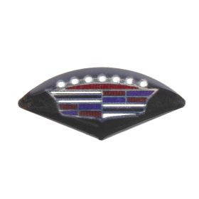 1959 Cadillac (See Details) Horn Button Emblem Insert Sticker NEW Free Shipping In The USA