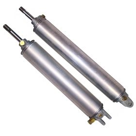 1978 1979 1979 1980 1981 1982 1983 1984 1985 Cadillac Eldorado (H&E Conversion) Convertible Top Lift Cylinders 1 Pair REPRODUCTION Free Shipping In The USA