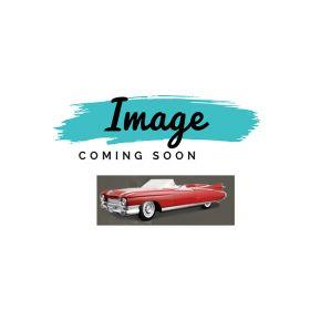 1957 1958 Cadillac Center Braces Ends 1 Pair REPRODUCTION