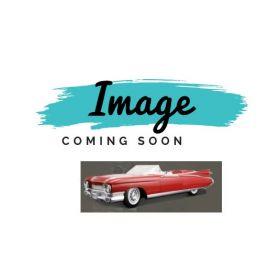 1950 1951 1952 1953 Cadillac Series 62 4 Door Sedan Brown Tweed Trunk Mat Set (4 Pieces) REPRODUCTION