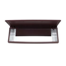 1990 (Phase 2 ONLY) 1991 1992 1993 Cadillac Allante Vanity Mirror (Maroon) REPRODUCTION Free Shipping In The USA