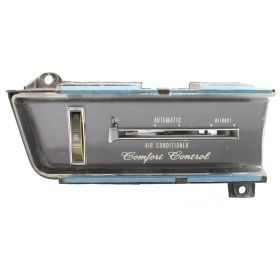1964 Cadillac (See Details) 7-Port Climate Control Head Unit REFURBISHED Free Shipping In The USA
