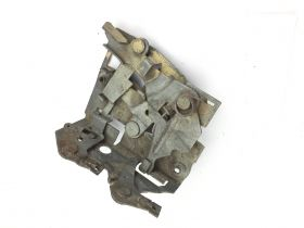1959 1960 Cadillac 4-Door Sedan Rear Door Lock Assembly Left Driver Side USED Free Shipping In The USA