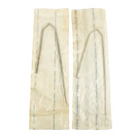 1974 1975 1976 Cadillac Eldorado Rear Quarter Trim For Body Fillers/Extensions 1 Pair New Old Stock Free Shipping In The USA