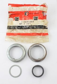 1976 Cadillac Series 75 Limousine & Commercial Chassis Locknut Seal Kit For Propeller Shaft Bearing NOS Free Shipping In The USA