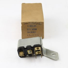 1963 1964 Cadillac Left Bucket Seat Relay NOS Free Shipping In The USA