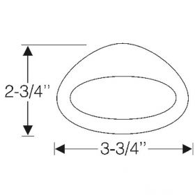 1942 1946 1947 Cadillac Series 62 & Sixty Special (See Details) License Lens Rubber 1 Pair REPRODUCTION Free Shipping (See Details)