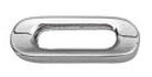 """1959 1960 Cadillac Eldorado and Fleetwood (See Details) Fender Letter """"O"""" REPRODUCTION Free Shipping In The USA"""