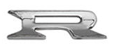 """1959 1960 Cadillac Eldorado Fender Letter """"R"""" REPRODUCTION Free Shipping In The USA"""