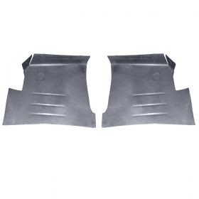 1941 1942 1946 1947 1948 1949 Cadillac Series 62 Front Floor Pans 1 Pair REPRODUCTION