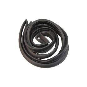 1977 1978 1979 1980 1981 1982 1983 1984 1985 1986 Cadillac (See Details) Molded Front Door Rubber Weatherstrips 1 Pair REPRODUCTION Free Shipping In The USA