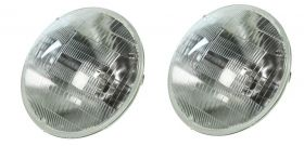 1946 1947 1948 1949 1950 1951 1952 Cadillac 6-Volt Halogen High and Low Beam Headlight Bulbs 1 Pair REPRODUCTION Free Shipping In The USA