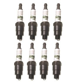 1939 1940 1941 1942 1946 1947 1948 Cadillac Spark Plugs A/C Delco Set (8 Pieces) REPRODUCTION Free Shipping In The USA
