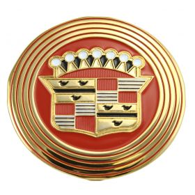 1956 Cadillac (See Details) Wheel Cover Hub Cap Emblem REPRODUCTION Free Shipping In The USA