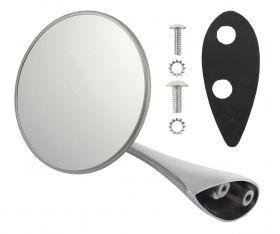 1954 1955 Cadillac Left Driver Side Exterior Rear View Mirror REPRODUCTION Free Shipping In The USA