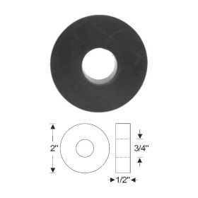 1952 1953 Cadillac Round Body Mounting Pad REPRODUCTION