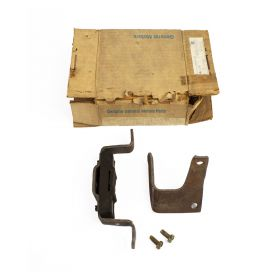 1968 1969 Cadillac (EXCEPT Eldorado and Commercial Chassis) Muffler Outlet Support Kit NOS Free Shipping In The USA