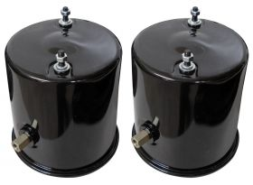 1958 1959 1960 Cadillac Rear Air Suspension Domes 1 Pair USED Free Shipping In The USA