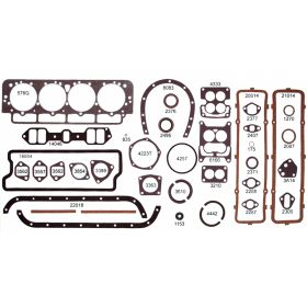 1956 1957 1958 1959 1960 1961 1962 Cadillac (See Details) Complete Engine Gasket Set (64 Pieces) REPRODUCTION Free Shipping In The USA