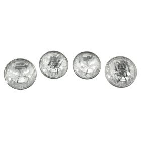 1960 1961 1962 1963 1964 1965 1966 1967 Cadillac T3 OEM Headlight Bulbs High and Hi-Low Beam Set (4 Pieces) REPRODUCTION Free Shipping In The USA